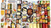 Condizionamento degli alimenti freschi