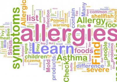 allergie ed intolleranze agli alimenti
