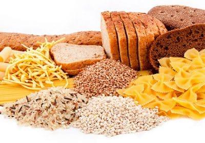 valori nutrizionali di pane e pasta