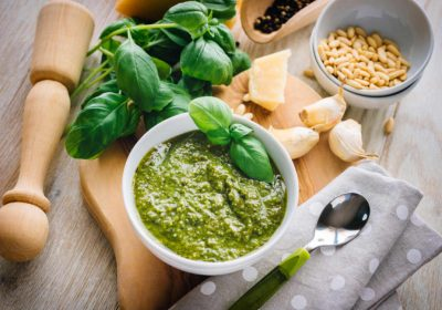 fare il pesto in casa